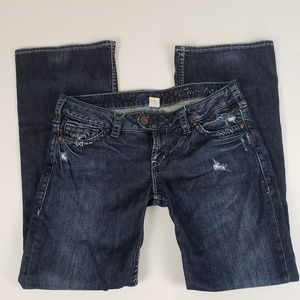 Silver Jeans womens jeans